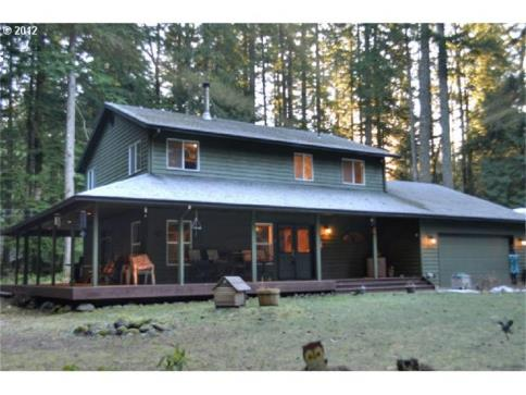 Rhododendron Oregon Home for Sale