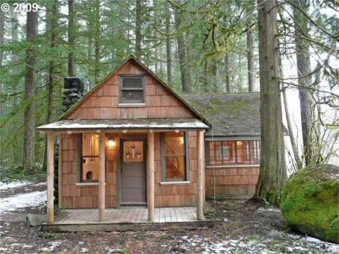 Government Homes  Sale on Government Camp And Rhododendron Or Homes   Rhododendron Oregon Homes