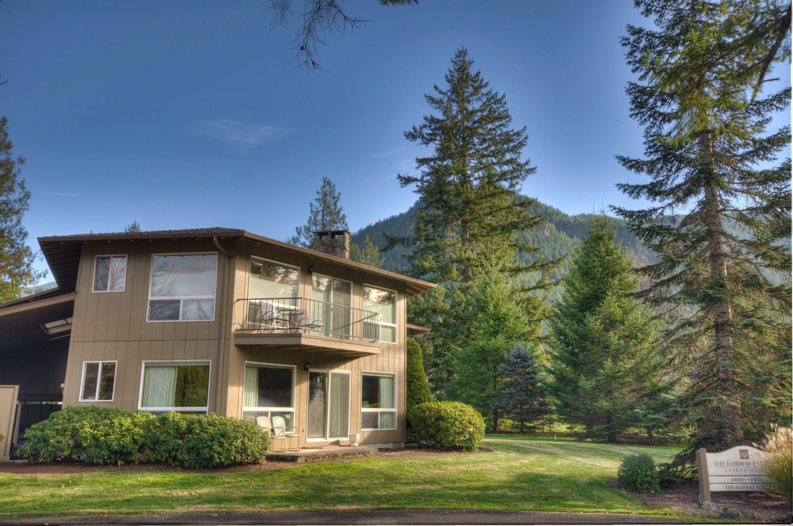 Fairway Estates Condo at the Mt. Hood Oregon Resort