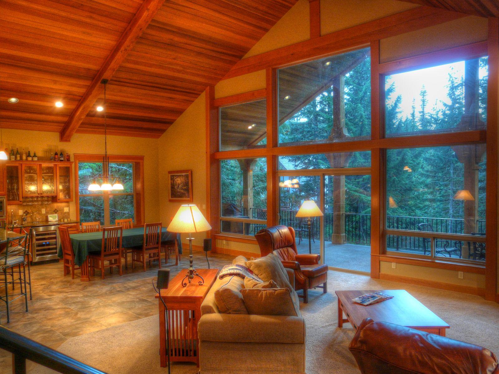 Alpenglade Custom Cedar Home
