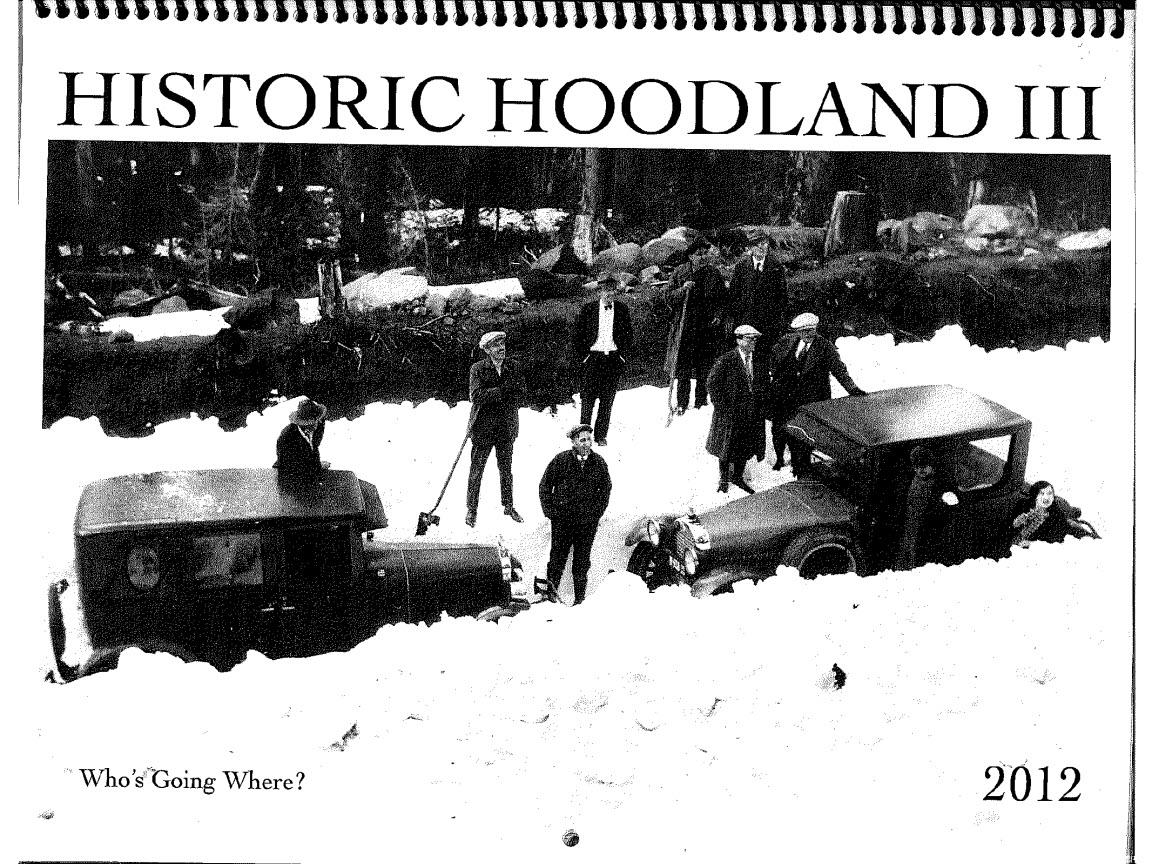 Mt. Hood Calendar