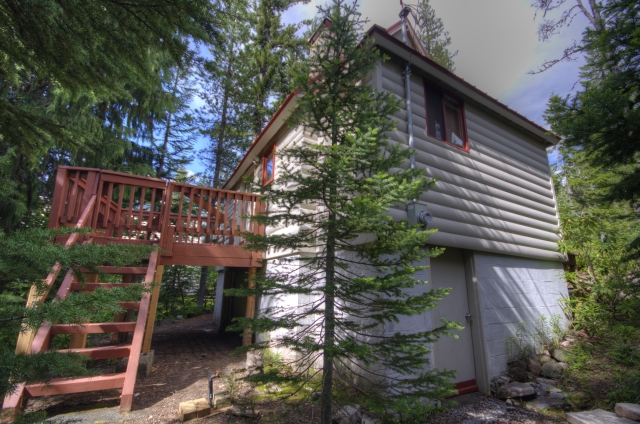 Government Camp Log Cabin for sale