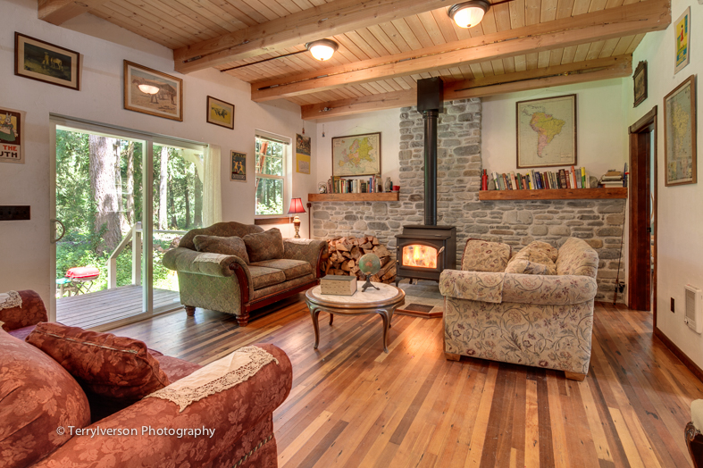 Mt. Hood Real Estate on the Sandy River