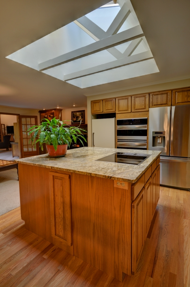 One Level Home in Welches Oregon