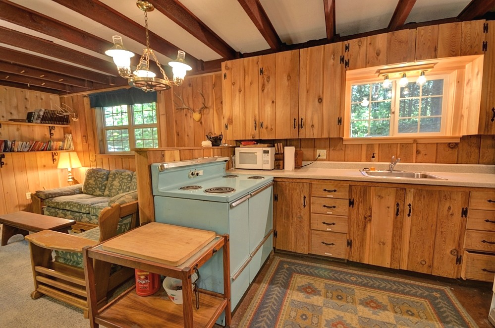 National Forest Cabin on Mt. Hood