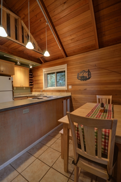 Mt. Hood Getaway in Rhododendron with Three Bedrooms, one Bath near Mt. Hood National Forest