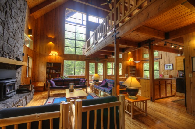 Alpenglade Ski Lodge Sleeps Six Government Camp Oregon