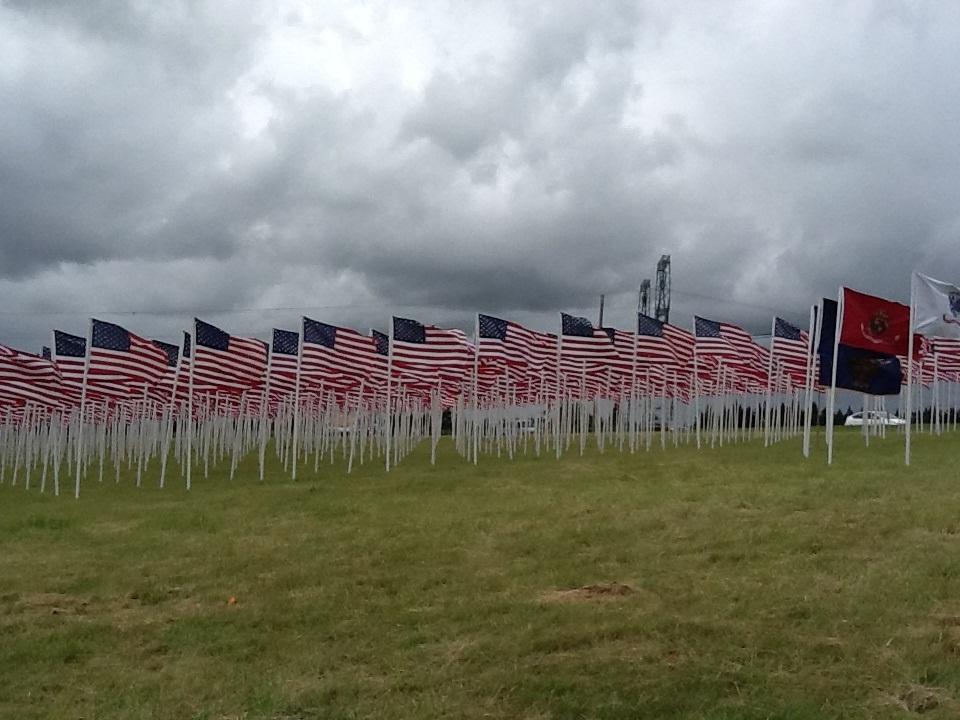 Sandy Oregon Veterans Memorial