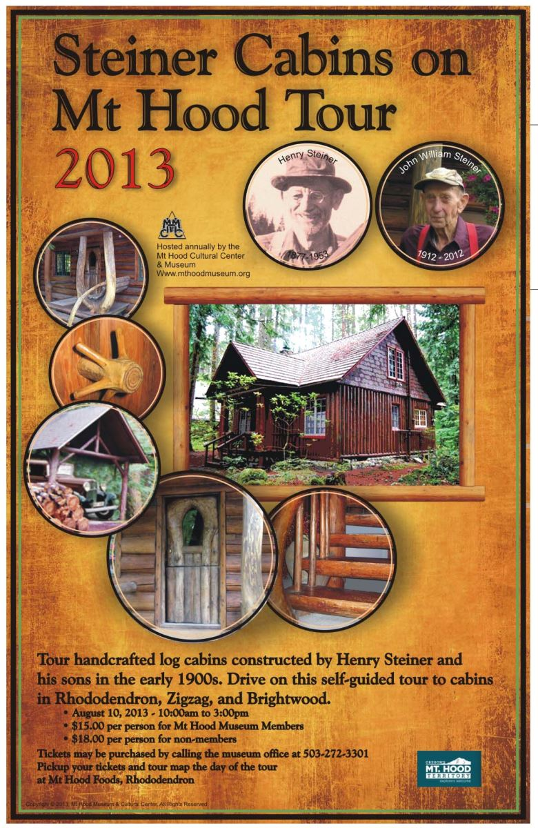 Steiner Log Home Tour 2013