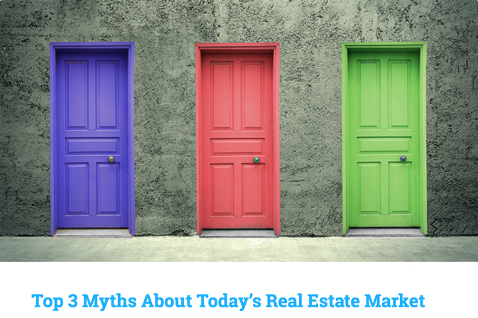Three Real Estate Myths