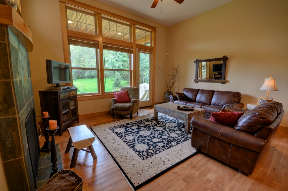 Resort at the Mountain Townhouse in Welches Oregon on Mt. Hood 97067