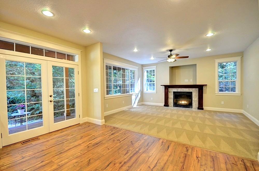 Custom Built Mt. Hood Home with Great Room and Four Bedrooms