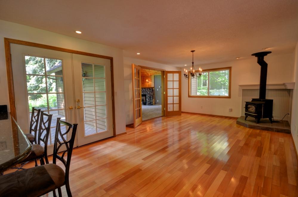Open Floor Plan on Twinberry Loop in Welches Oregon 97067