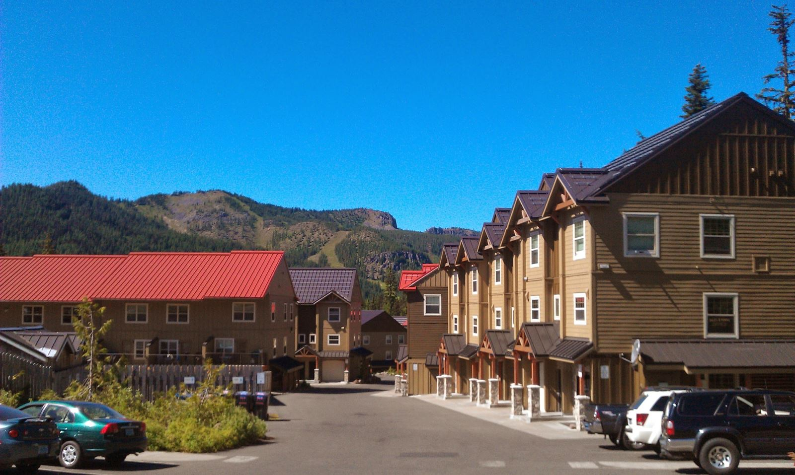 Collins Lake Resort Condos in Government Camp, Oregon